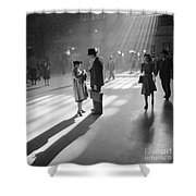 Grand Central Station 1941 Shower Curtain