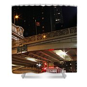 Grand Central Station At Pershing Square Shower Curtain