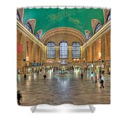 Grand Central Terminal IIi Shower Curtain