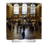 Grand Central Terminal Shower Curtain