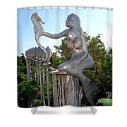 Grand Entranceway Shower Curtain