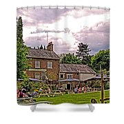 Grand Junction Arms Shower Curtain