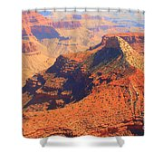 Grand Old Canyon Shower Curtain