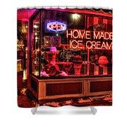 Grand Ole Creamery On Grand Avenue Shower Curtain