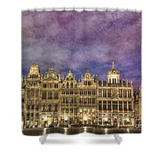Grand Place Shower Curtain