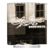 Grand Rapids Brewing Co Shower Curtain