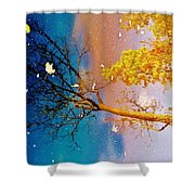Grand Reflections # 1 Shower Curtain