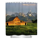 Grand Teton National Park , Wyhomestead Shower Curtain