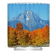 Grand Teton National Park 2 Shower Curtain