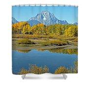 Grand Teton National Park 3 Shower Curtain