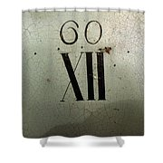 Grandfather Time Shower Curtain
