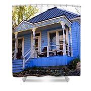 Grandma's House Shower Curtain