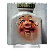 Grandpa's Pill Bottle II Shower Curtain