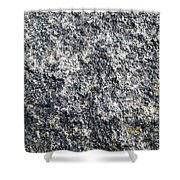 Granite Abstract Shower Curtain