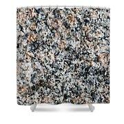 Granite Power - Featured 2 Shower Curtain