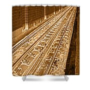 Grant Station Shower Curtain