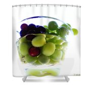 Grapes Of Wrath Shower Curtain
