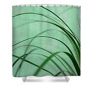 Grass Impression Shower Curtain