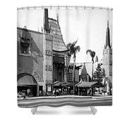 Grauman's Chinese Theater Shower Curtain