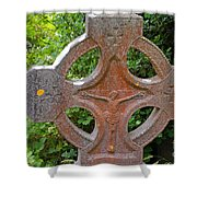 Grave Cross 5 Shower Curtain