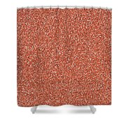 Gravel Texture Wall Shower Curtain