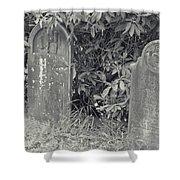Gravesite Gearheart Oregon Shower Curtain