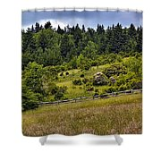 Grayson Highlands Shower Curtain