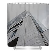 Great American Tower At Queen City Square In Cincinnati Shower Curtain