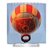 Great Ballon Ride Shower Curtain