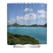 Great Bay Shower Curtain