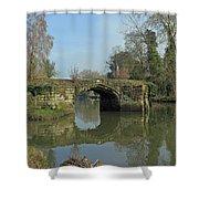 Great Bridge Warwick Shower Curtain