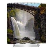 Great Falls Mist Shower Curtain