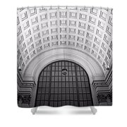 Great Hall Shower Curtain