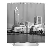 Great Lakes Science Center Cleveland Shower Curtain
