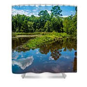 Great Reflections Shower Curtain