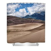 Great Sand Dunes #6 Shower Curtain