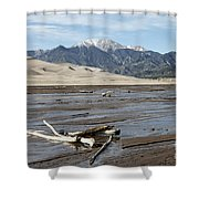Great Sand Dunes Two Shower Curtain