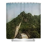 Great Wall 0033 - Lux Sl Shower Curtain