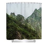 Great Wall 0043 - Lux Hp Shower Curtain