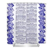 Greatest Selling Books Shower Curtain