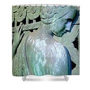 Grecian Goddess Shower Curtain