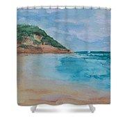 Grecian Sea Shower Curtain