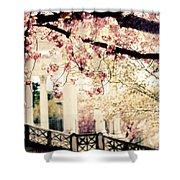 Grecian Spring Shower Curtain