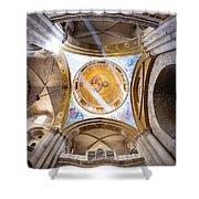 Greek Chapel Shower Curtain