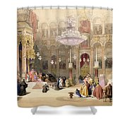 Greek Church Of The Holy Sepulchre Shower Curtain