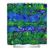 Green Functions Shower Curtain