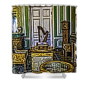 Green Room - Russia Shower Curtain