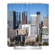 Greenstreet Houston Shower Curtain