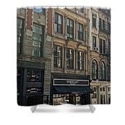 Greenwich Village Shower Curtain