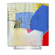 Grid 7 Shower Curtain